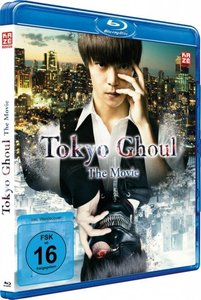 Tokyo Ghoul - The Movie - Blu-ray