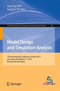 Model Design and Simulation Analysis
