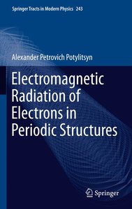 Electromagnetic Radiation of Electrons in Periodic Structures