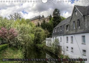 Burgen und Schlösser der Eifel (Wandkalender 2019 DIN A4 quer)
