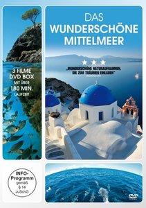 Das wunderschöne Mittelmeer (3 Filme)
