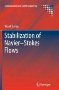 Stabilization of Navier-Stokes Flows
