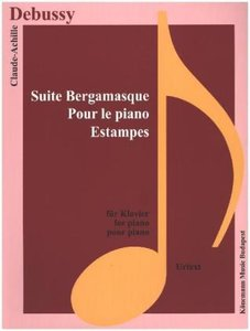 Debussy, Suite Bergamasque, Pour le Piano, Estampes