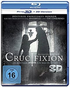 The Crucifixion 3D, 1 Blu-ray