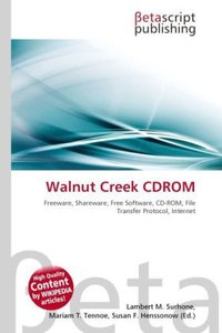 Walnut Creek CDROM