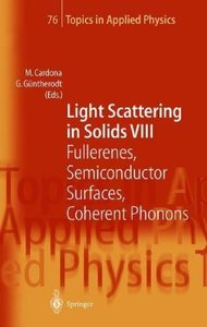 Light Scattering in Solids VIII