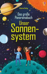 Das große Panoramabuch: Unser Sonnensystem