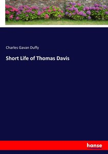 Short Life of Thomas Davis