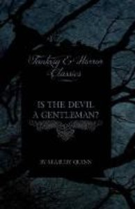 Is the Devil a Gentleman? (Fantasy and Horror Classics)