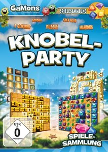 GaMons - Knobelparty. Fütr Windows Vista/7/8/8.1/10