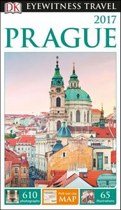 DK Eyewitness Travel Guide: Prague 2016