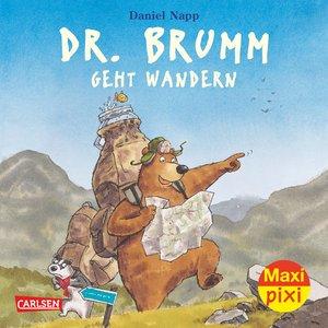 Dr. Brumm geht wandern