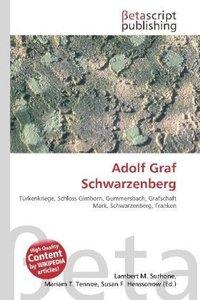 Adolf Graf Schwarzenberg