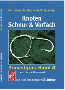 Knoten, Schnur und Vorfach