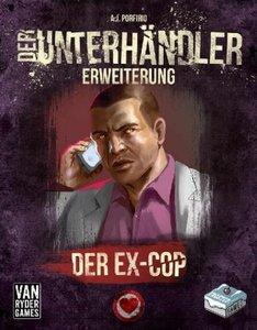 Der Unterhändler - Erweiterung: Der Ex-Cop (Spiel)