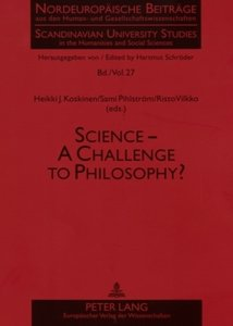 Science - A Challenge to Philosophy?