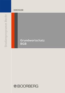 Grundwortschatz BGB