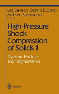 High-Pressure Shock Compression of Solids II