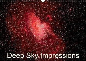 Deep Sky Impressions (Wall Calendar 2020 DIN A3 Landscape)