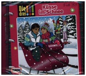 Die drei !!! 33. Küsse im Schnee (drei Ausrufezeichen)