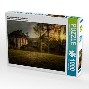 Heilstätten Beelitz, Deutschland 1000 Teile Puzzle quer