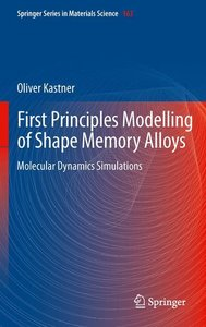First Principles Modelling of Shape Memory Alloys
