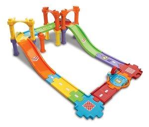Vtech Tut Tut Baby Flitzer - Straßen - und Brückenset groß