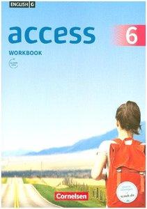 English G Access Band 6: 10. Schuljahr - Allgemeine Ausgabe - Wo