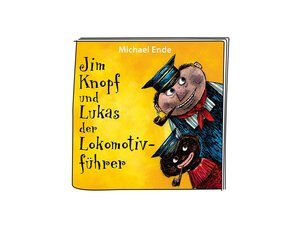 01-0145 Tonie-Jim Knopf - Jim Knopf & Lukas der Lokomotivführer