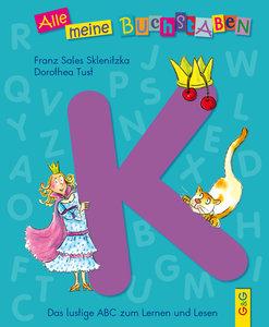 Alle meine Buchstaben - K