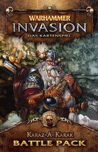 Asmodee FFGD2120 - Warhammer Invasion: Karaz-A-Karak, Battle Pac