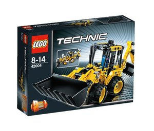 LEGO® Technic 42004 - Mini-Baggerlader