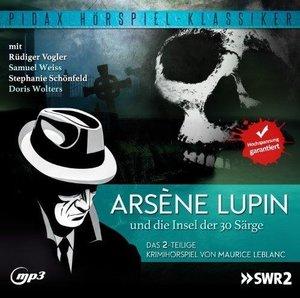 Arsène Lupin und die Insel der 30 Särge