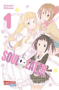 Soul Eater Not 01