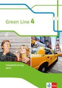 Green Line 4. Vokabeltraining aktiv! Bundesausgabe ab 2014