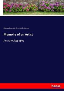 Memoirs of an Artist