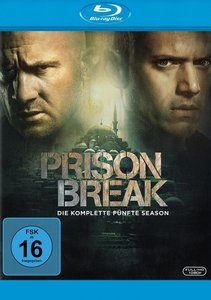 Prison Break - Season 5, Blu-ray