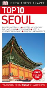DK Eyewitness Top 10 Travel Guide Seoul