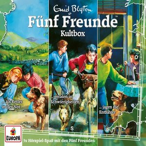 Fünf Freunde - 3er-Box: Kultbox. Box.35, 3 Audio-CD