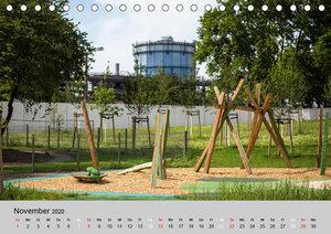 Ruhrgebiets-Impressionen 2020 (Tischkalender 2020 DIN A5 quer)