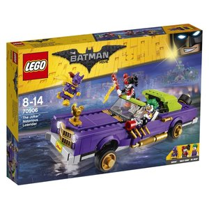 LEGO® Batman Movie 70906 - Jokers berüchtigter Lowrider