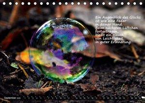 Poesie in Seifenblasen