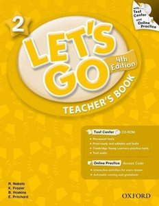 Let's Go 2. Teacher's Book With Test Center Pack