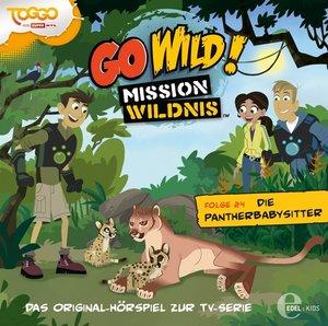(24)Original Hörspiel zur TV Serie-Die Pantherbabysitter
