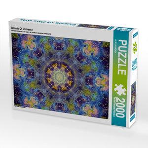 CALVENDO Puzzle Beauty Of Universe 2000 Teile Lege-Größe 90 x 67