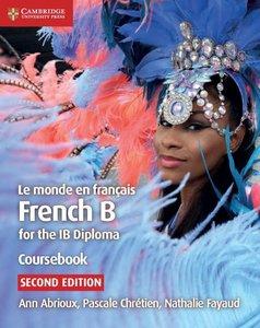 Le monde en francais Coursebook