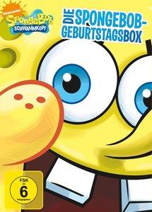 SpongeBob Geburtstagsboxset