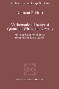 Mathematical Physics of Quantum Wires and Devices