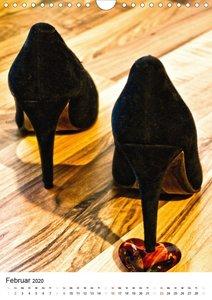 High on Heels - Abseits des Catwalks