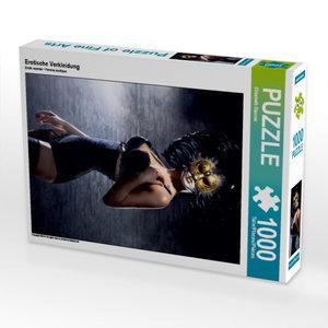Erotische Verkleidung 1000 Teile Puzzle hoch